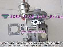 RHF5 8973659480 8973544234 8973659481 8973659482 VC430084 Turbo For ISUZU For Holden Rodeo D-Max KB PickUp Colorado 4JH1TC 3.0L