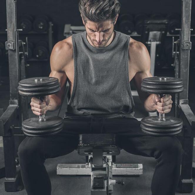 Brand Gyms Stringer Clothing Bodybuilding Tank Top Men Fitness Singlet Sleeveless Shirt Solid Cotton Muscle Vest Undershirt 15