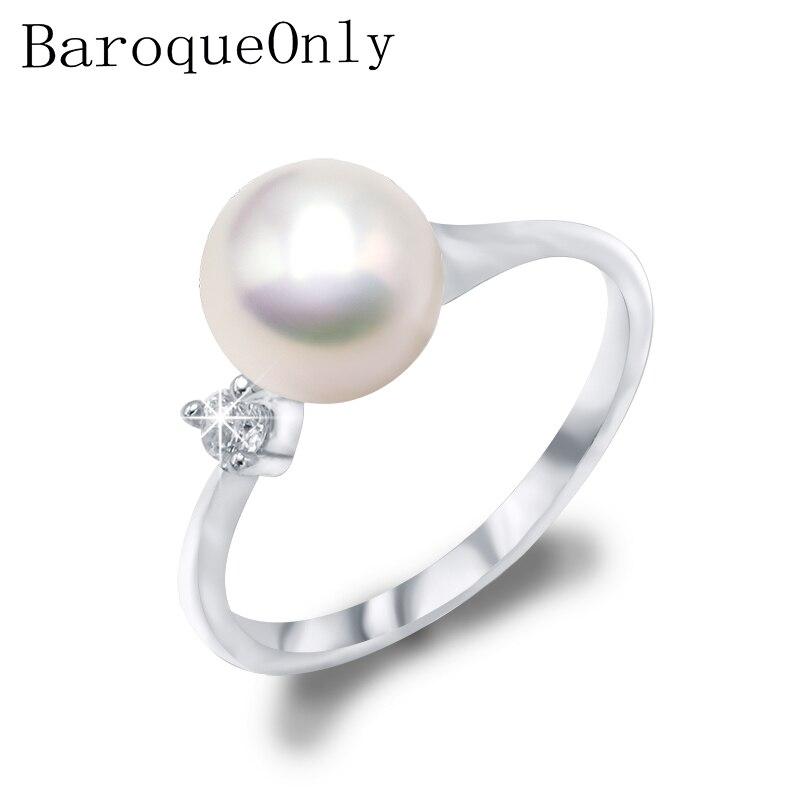 6e6c65580795 BaroqueOnly Blanco Púrpura Azul 7-8mm perlas de agua dulce