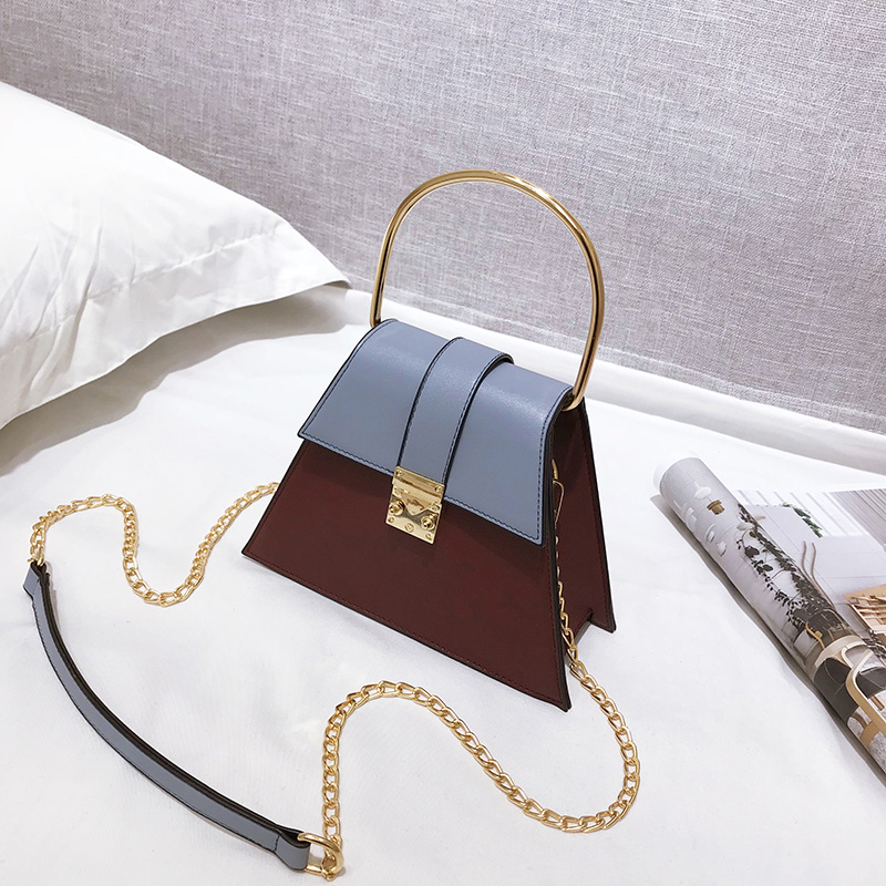 2019 New Trend Women Handbags Women Shoulder Bags Large Capacity Casual Leather Crossbody Women Messenger Bags