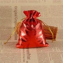 de bolsas mano rojo