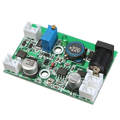 2W 405nm 445nm 450nm Laser Diode LD Driver Board 12V Step-down Constant Current Drive Circuit Of TTL Modulation Power Supply