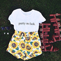 Довольно, Как Трахаются Женщины Печатный Топы Симпатичные Смешные Гранж Хлопка графический Тис Белый Базовая Хлопковые Рубашки для Леди Юниоры Летом 2016
