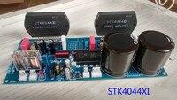 GHXAMP STK4044XI Amplifier Board Thick Film 100W+100W Power Amplifier Audio Board PC1237 Speaker HIFI High end By Sanyo