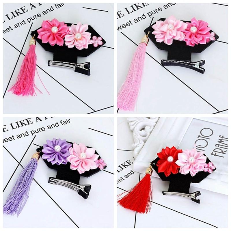 Retro Children Hair Clip Mother /& Kids Girls Clothing Hairpin Hair Accessories