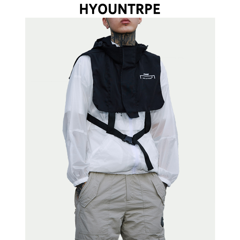 Backpacks 2019 Hip-hop Kanye West Street Ins Hot Style Chest Rig Military Tactical Chest Bag Functional Package Prechest Bag Vest Backpack To Enjoy High Reputation In The International Market Luggage & Bags