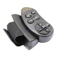 Горячая 1 шт. Универсальный Автомобильный руль дистанционного управления обучения для автомобиля CD DVD VCD
