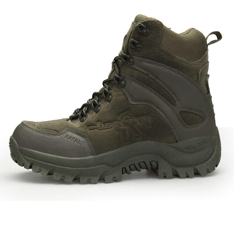Men Botas brown Invierno Desierto Khaki Kozlov Hombres Seguridad Men Militar Ejército Men Táctico green Tobillo Trabajo Men Boots Bot Cuero Caza Camping black Casual Trekking Zapatos fSnnwHIq