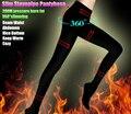 Topo Da Menina Das Mulheres Queima de Calorias Body Shaping 200 M Compressão Emagrecimento Stovepipe Meias Anti-off meias de Seda Meias Sensuais