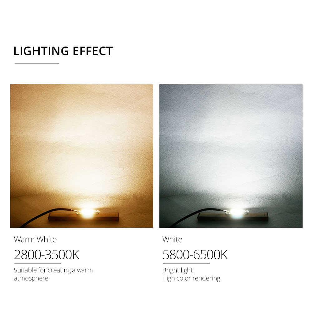 สีขาว/WARM White LED Light Matrix COB หลอดไฟชิป DIY LED Spotlight กลางแจ้ง High Power 10W 20W 30W 50W 100W