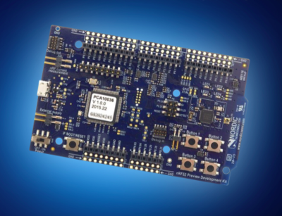NRF52-DK Nordic Bluetooth development board evaluation module Kit nRF52832 SoC pca10040 module module c8051f340 c8051f 8051 evaluation development board kit dvk501 system tools ex f34x q48 premium