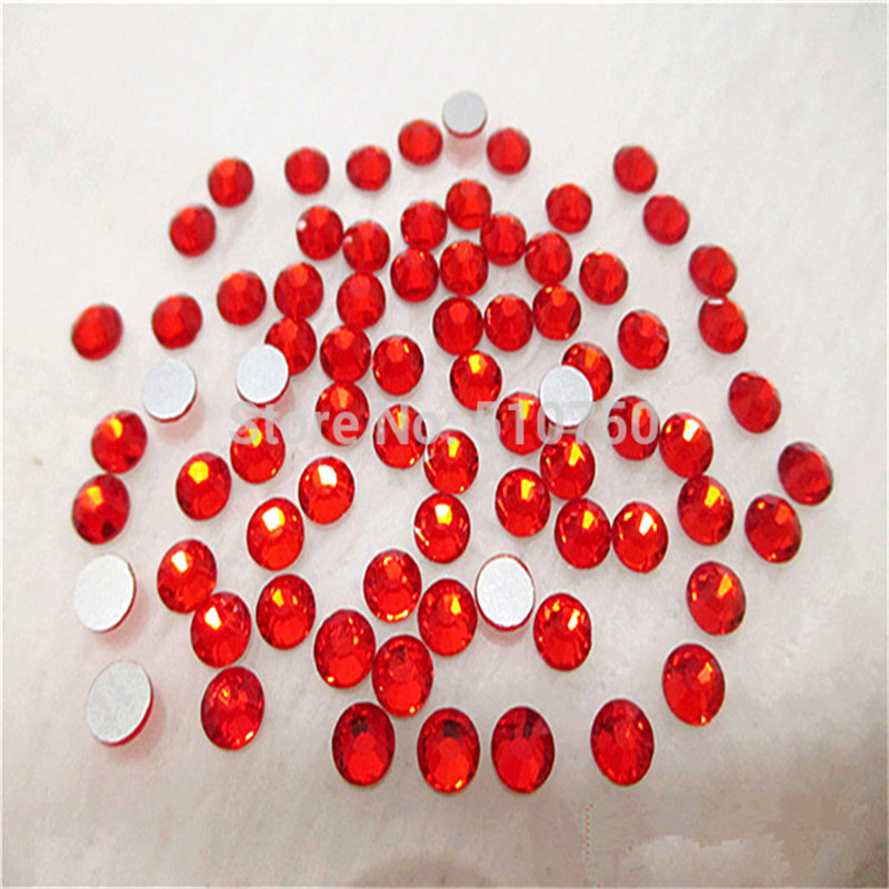 Siam 3D Nail Art Rhinestones 1440p 2.8mm SS10 Crystal Top Quality Nail  Jewelry Accessories Nail Tips Glitter DIY Beads-in Rhinestones    Decorations from ... 85e25fe1b7ab