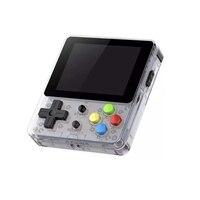 Mini Handheld Retro Game Console For GBA GBC GB FC NEOGEO CPS PS1 ATARI 2.6inch LCD Screen Nostalgic Retro Kids Game 2 Colors
