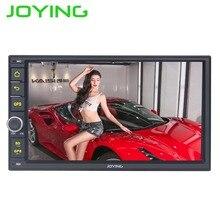 """Joying 7 """"Quad Core 2 Din Android 6.0 Jefe unidad de Coche Universal Radio Estéreo DEL GPS de Navegación de Audio NO Reproductor de CD de Soporte tablero Cam"""