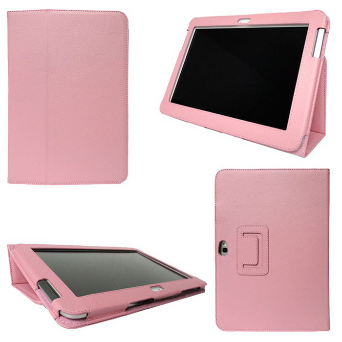 New Fashion Premium Stand PU Leather Case Cover For Samsung Galaxy Note 10 1 N8000 N8010