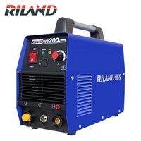 RILAND Handheld Mini MMA Electric Welder 220V 10 200A Inverter ARC Welding Machine Tool WS200S IGBT INVERTER ARC 200A WELDING