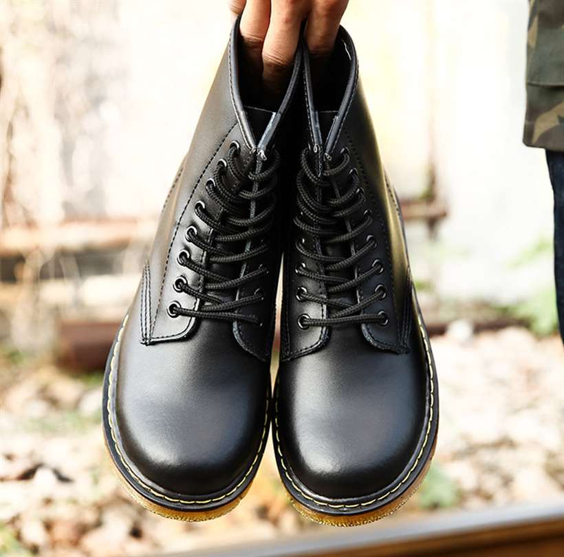 MINGPINSTYLE-Men-Boots-Doc-Martins-2018-British-Dr-Martins-Vintage-Classic-Genuine-Martin-Boots-Thick-Heel (2)