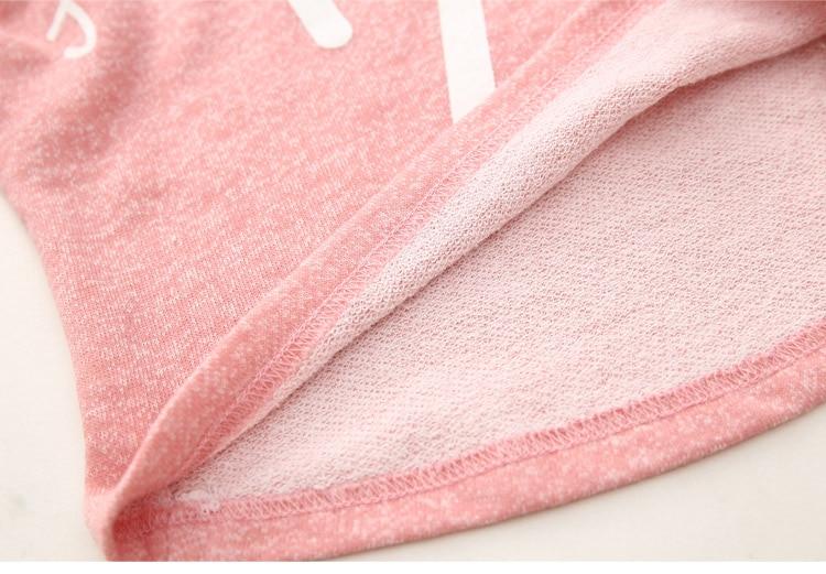 Girls Clothing Set 2018 Summer 2 3 4 5 6 7 8 9 10 Years Old Kids Girl Number Letter Print Short Sleeve T Shirt+Shorts Sports Set (22)