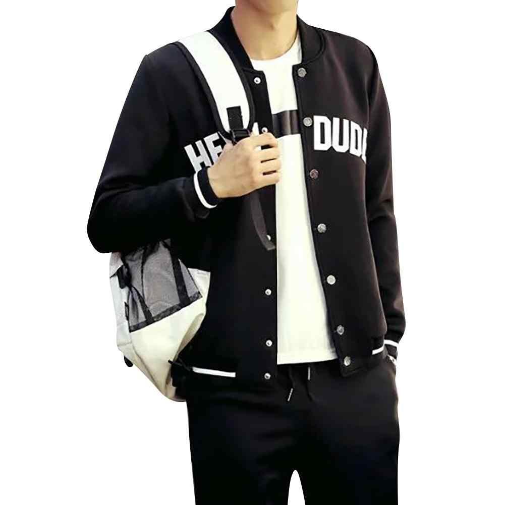 Новая мужская/мужская бейсбольная куртка для мальчиков, модель 2019 года, винно-Красная мужская приталенная куртка Университетского колледжа, Мужская брендовая стильная куртка Veste Homme