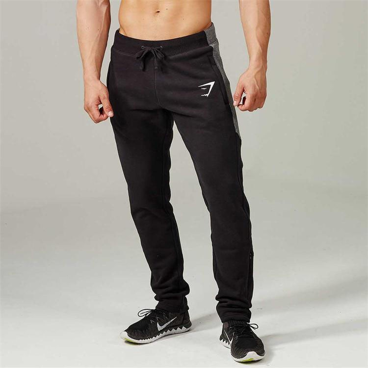 Aolamegs Mens Jogger Pants Gyms Bodybuilding Fitness TrainingRunningJogging Pants Male Gymshark Casual Sweatpants Sportswear (4)