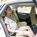 Автомобиль Беременных Защиты Безопасности Ремни Женщины Заботятся Живот Ремень Привода Материнства Ремней Безопасности с Кожа Замок Безопасности