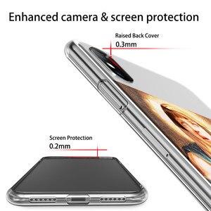 Image 4 - Ottwn capa de telefone com pinturas, arte engraçada para iphone 11x7 8 6 6s plus xr xs 11 pro max 5 5S se abstrato carta clara macia capa de tpu
