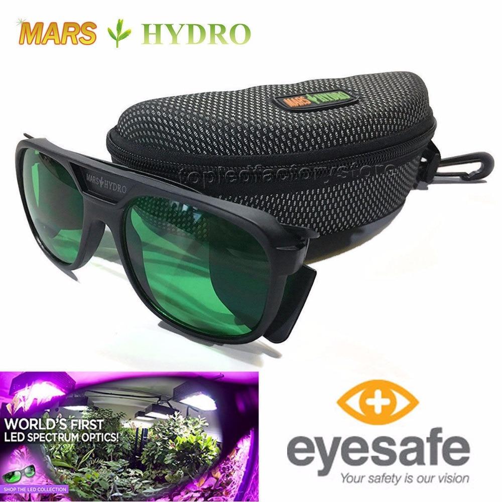 Mars Hydro Indoor Hydroponics LED Grow Room Glasses Eye Protection