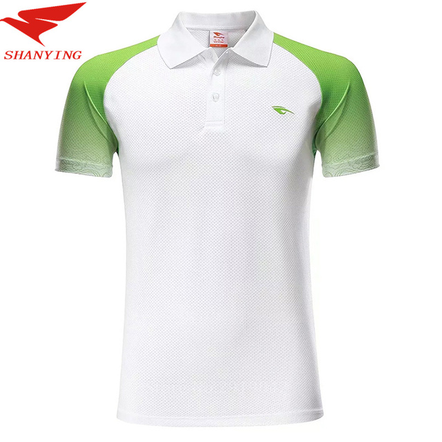 f17d9f30bc 2017 New golf clothes shirts wear men's short sleeved T shirt spring and  summer sportswear leisure sports fast dry ball shirt -in Golf Shirts from  ...