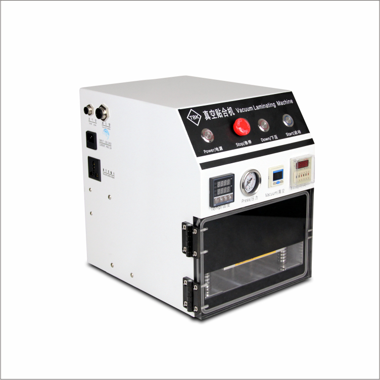 14 inch OCA Vacuum Laminating Machine TBK-208 for Mobile LCD Touch Screen Repair new tbk 608 automatic oca vacuum laminating with bubble removing machine for lcd touch screen repair