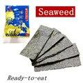 Высокое качество вкусные 48 шт./пакет Обычная готов к употреблению водоросли Суши нори 1 пакет * 2 шт. из пищу из моря