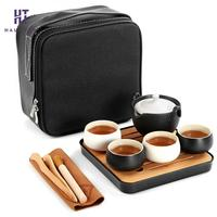 Tea Sets Pot Cup,High Quality Gaiwan,Beautiful and Easy Teapot Kettle Tea Ceremony Travel Drink Set Free Shipping