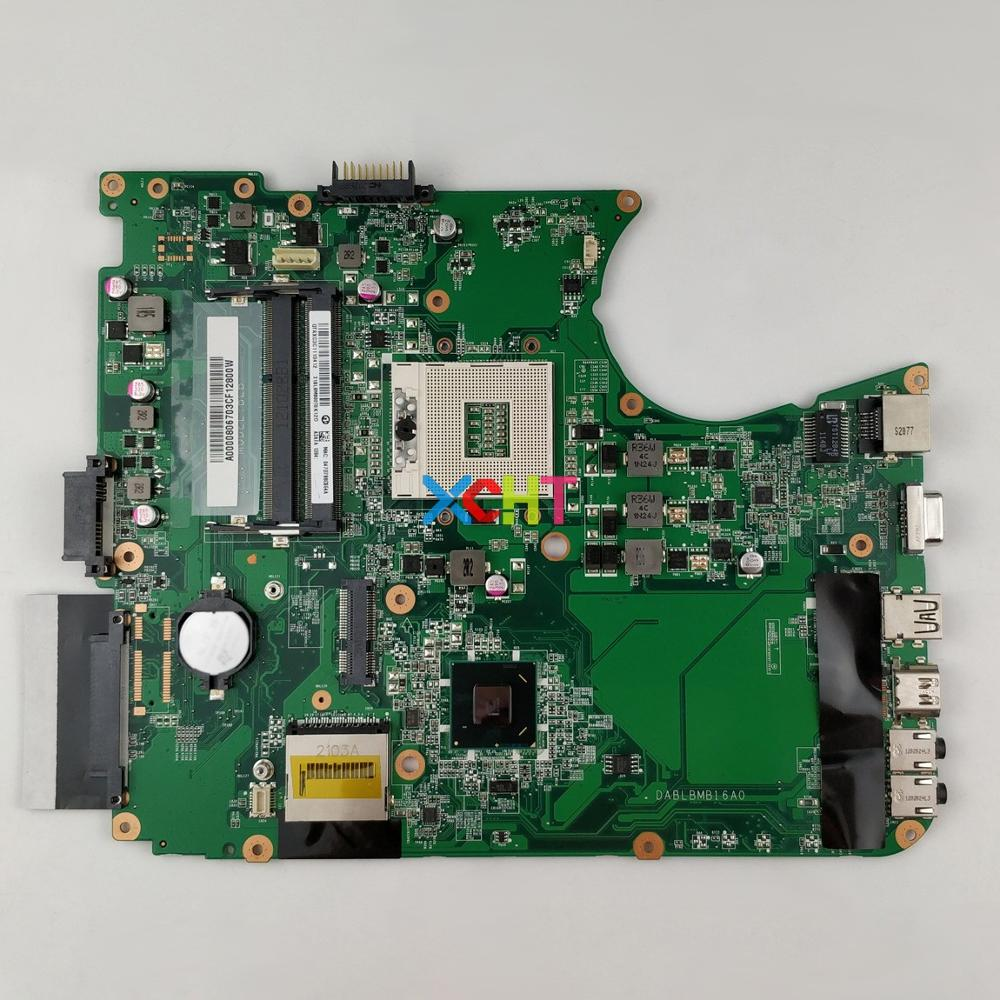 A000080670 DA0BLBMB6F0 HM65 for Toshiba Satellite L755 L750 NoteBook PC Laptop Motherboard Mainboard-in Laptop Motherboard from Computer & Office