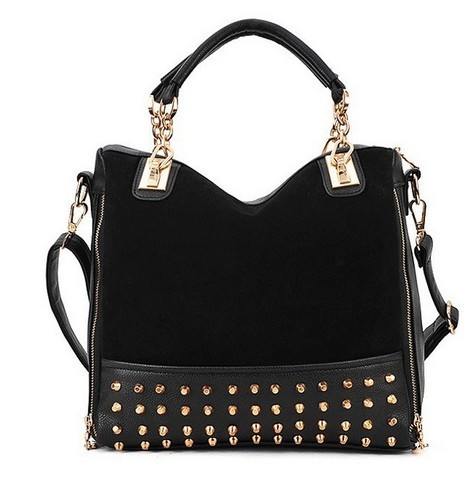 2014 Hotsale PU Leather Fashion Women Handbag Ppular Practical Shoulder Bag  PU Leather Shoulder Bag handbags