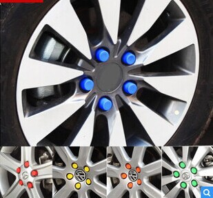 case for KIA RIO K2 K3 K5 K3S K4 Sportage <font><b>Soul</b></font> etc tyre whorl covers 19 mm Creative accessories car styling