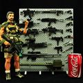 """1/6 For 12"""" Action Figure Accessories Model TOYS Hobbies Modular Weapon Guns Display Stand Set Shelf (Weapons Not Included) G"""