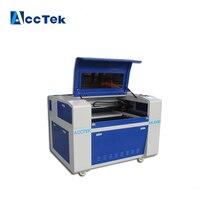 6090 80w mini co2 laser engraving machine