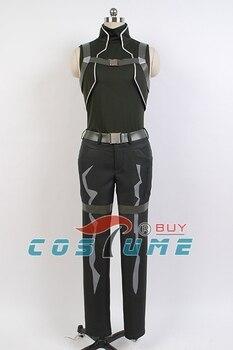 Sword Art Online GGO Sterben Death Gun Cosplay Costume For Adult Men Halloween Costume 5