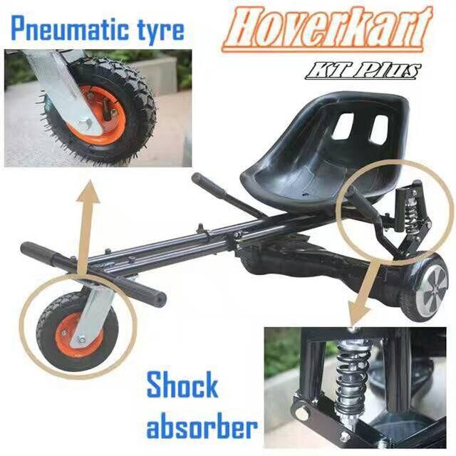 Online Shop Newest Hoverkart Seat Hoverboard Go-Kart Frame With ...