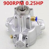 (1) радиальные поршень пневматическим двигателем 900/1100/1400 об/мин 0,05/0,1/0,2/0.25HP 8/10/14 мм вал