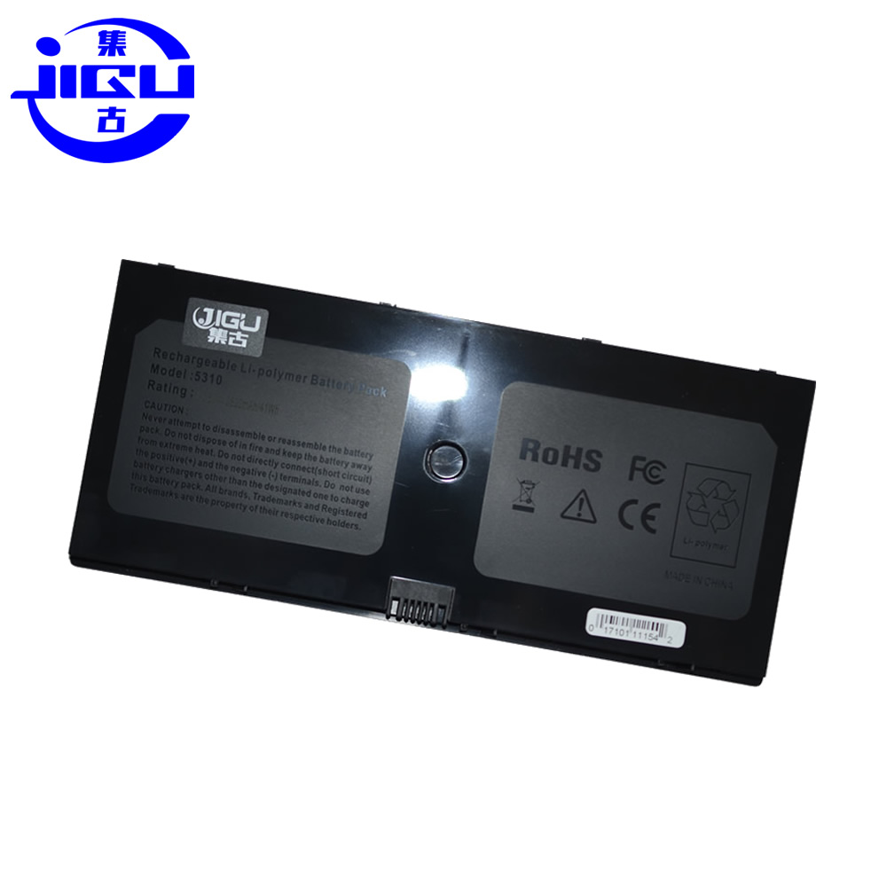 JIGU BlackReplace <font><b>Battery</b></font> 538693-271 538693-961 580956-001 AT907AA BQ352AA FL04 FL04041 HSTNN-C72C FOR HPFor <font><b>PROBOOK</b></font> <font><b>5310m</b></font> 5320m image