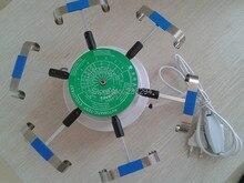 Automic-test Cyclotest Reloj Tester Reloj Máquina De Prueba-bobinadoras reloj de seis relojes de una sola vez