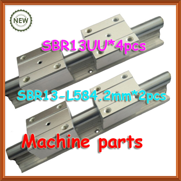 12mm CNC Flanged Shaft Support Block Supporter Linear Motion Shaft Mounting