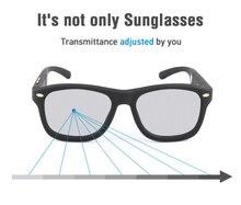 Magic Sunglasses LCD Polarized Lenses