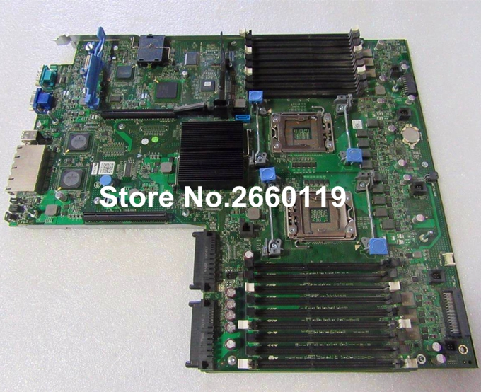 For R710 0NH4P 00NH4P 0XDX06 XDX06 N4YV2 YMXG9 server motherboard, fully tested