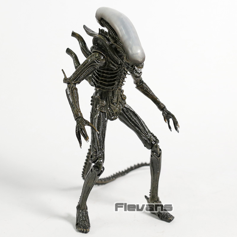 <font><b>ALIENS</b></font> <font><b>1979</b></font> Xenomorph PVC Action Figure <font><b>Alien</b></font> Collectible Model Toy image