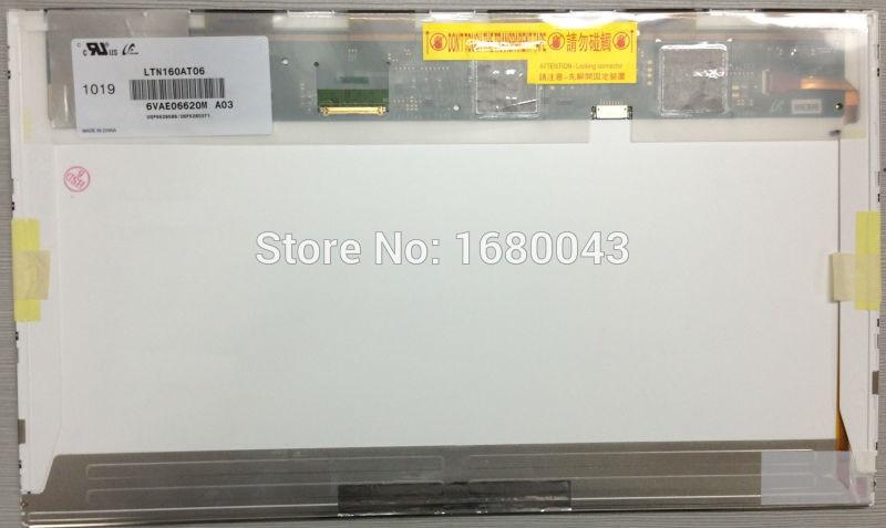 LTN160AT06 A01 B01 W01 H01 U01 U02 U03 fit HSD160PHW1 16.0 Laptop LCD Display Panel цены онлайн