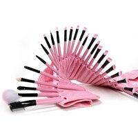 Professional 32 Pcs Makeup Brushes Bag Set Kits Make Up MULTIPURPOSE Cosmetics Lipstick Eyeshadow Powder Women