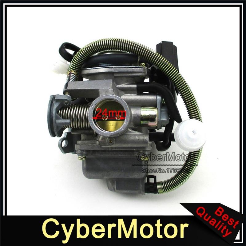 PD24 Carburetor Carb For American Sportworks Quantum Manco