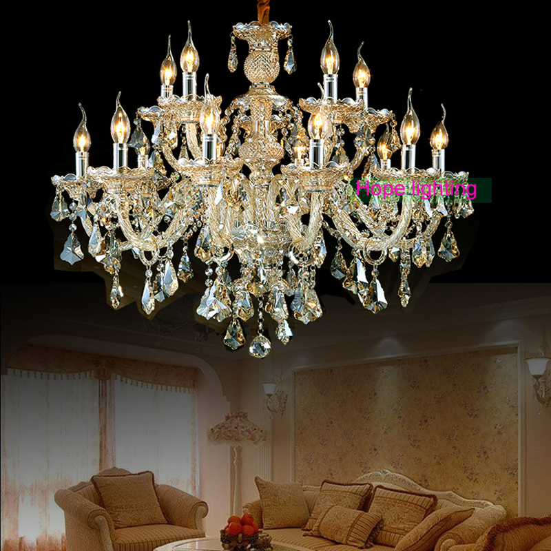chandeliers Large Chandelier Lighting Top k9 crystal chandeliers bedroom lamp dining room crystal lamp crystal chandelier light
