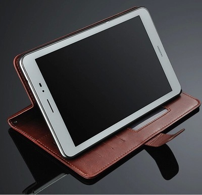 High Quality Fashion Leather Case For Huawei T1-701u Case Luxury 7.0 inch Flip Cover For Huawei Honor Play Tablet PC Shell high tech and fashion electric product shell plastic mold